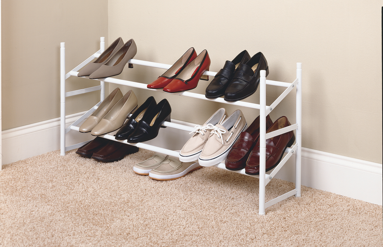 5 Ways To Store Your Shoes