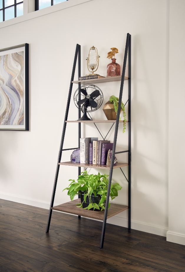 ClosetMaid_Ladder Bookshelf_Gray.jpg
