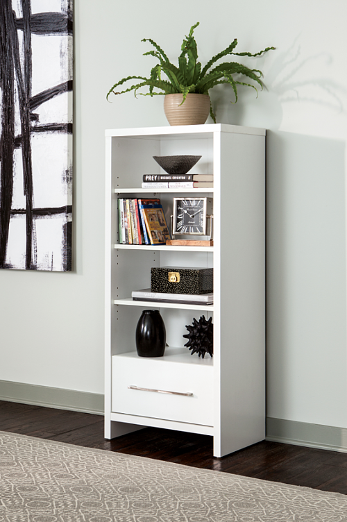 ClosetMaid Storage Furniture_Adjustable Media Tower