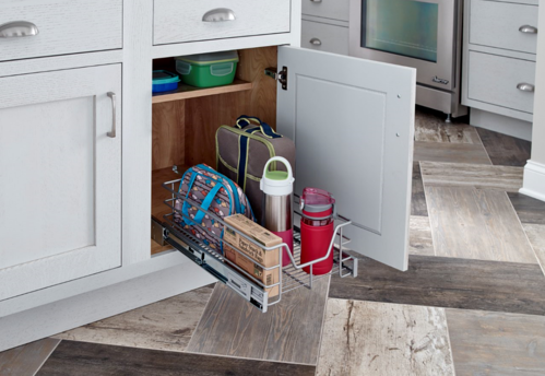 Premium Kitchen Cabinet Organizers_ClosetMaid