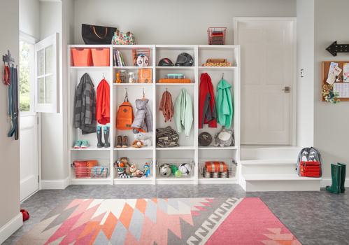 SpaceCreations_Mudroom_Sports Equipment