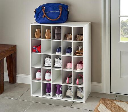 Stackable Storage_25 Cube Organizer