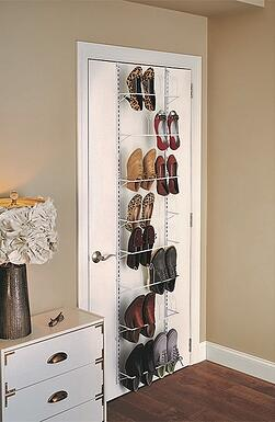 Wall & Door Shoe Rack