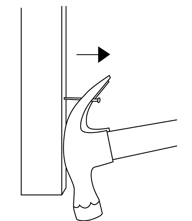 Plank and Pole Step 2-2