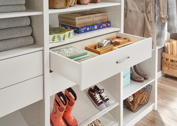 Mudroom_SpaceCreations Drawer
