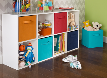 ClosetMaid Cubeicals_Kids Room_