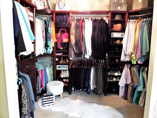 Be My Guest with Denise_Master Closet