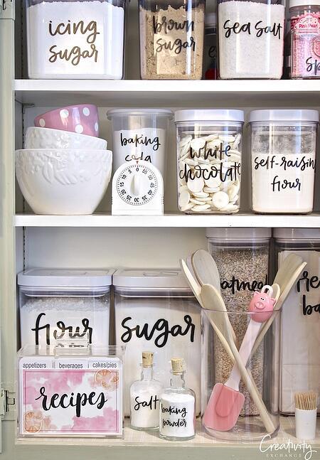 Free-printable-pantry-labels-hand-lettered-by-Zuer-Designs.-The-Creativity-Exchange