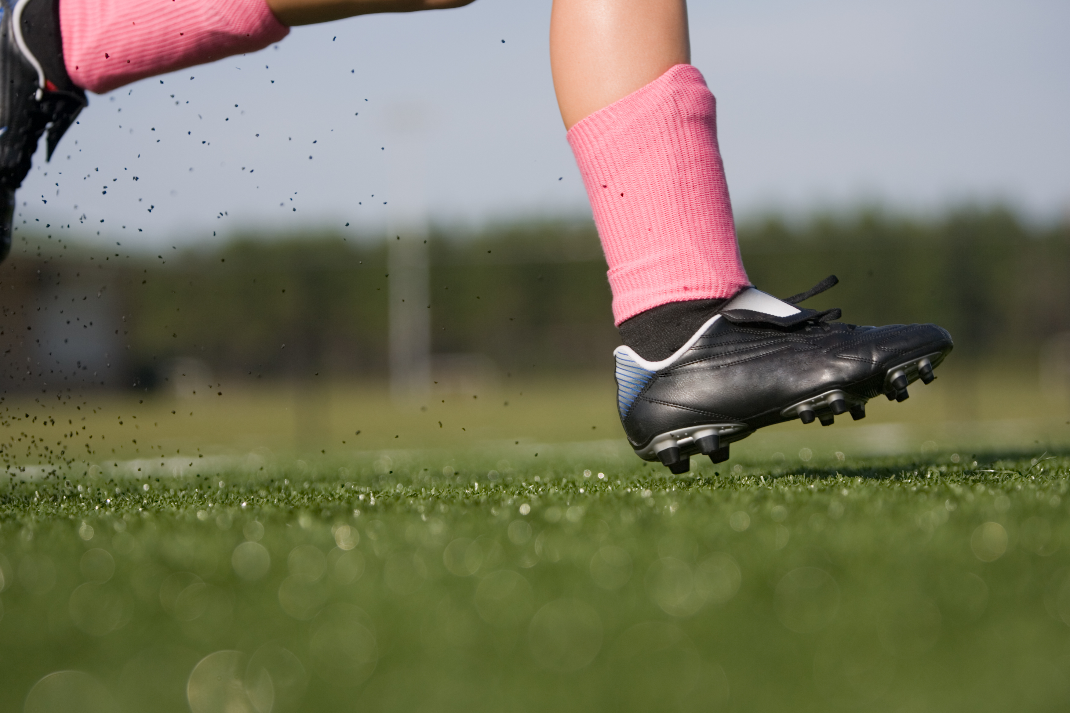 how to clean shin guards