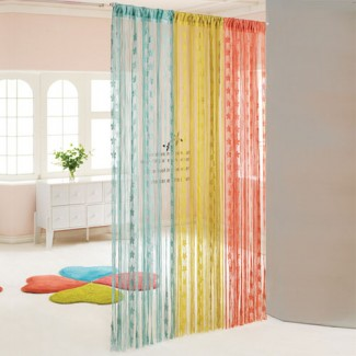 Colorful-Curtain-Divider