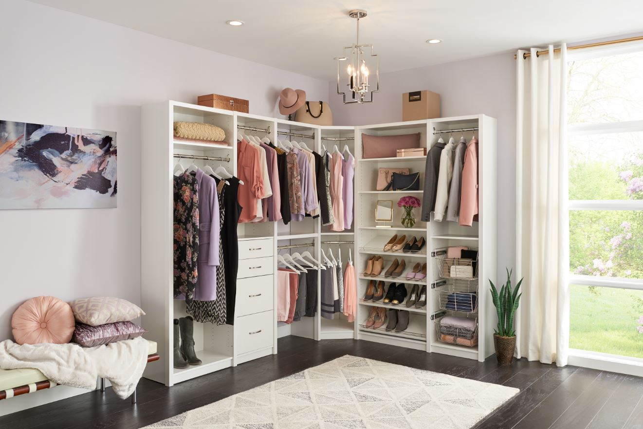 How to Store and Transition Your Winter Wardrobe into Spring