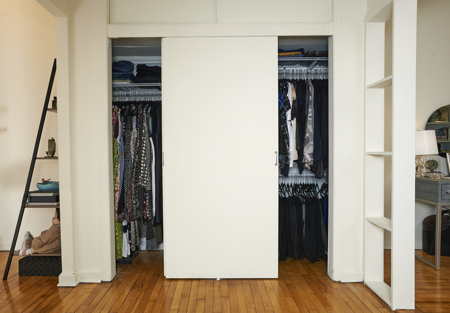 A New York City Closet Makeover with ClosetMaid and Barbara Reich