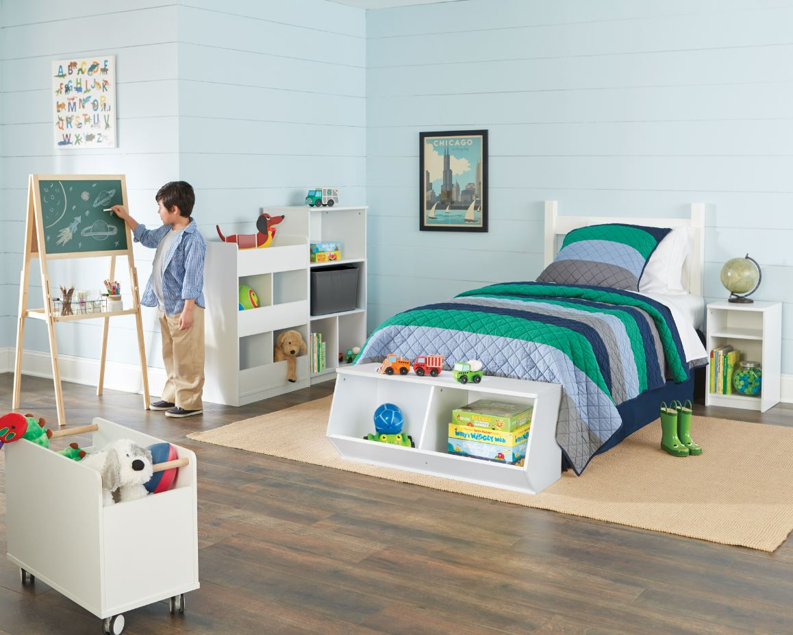 Introducing ClosetMaid's New Kid Storage Collection - KidSpace