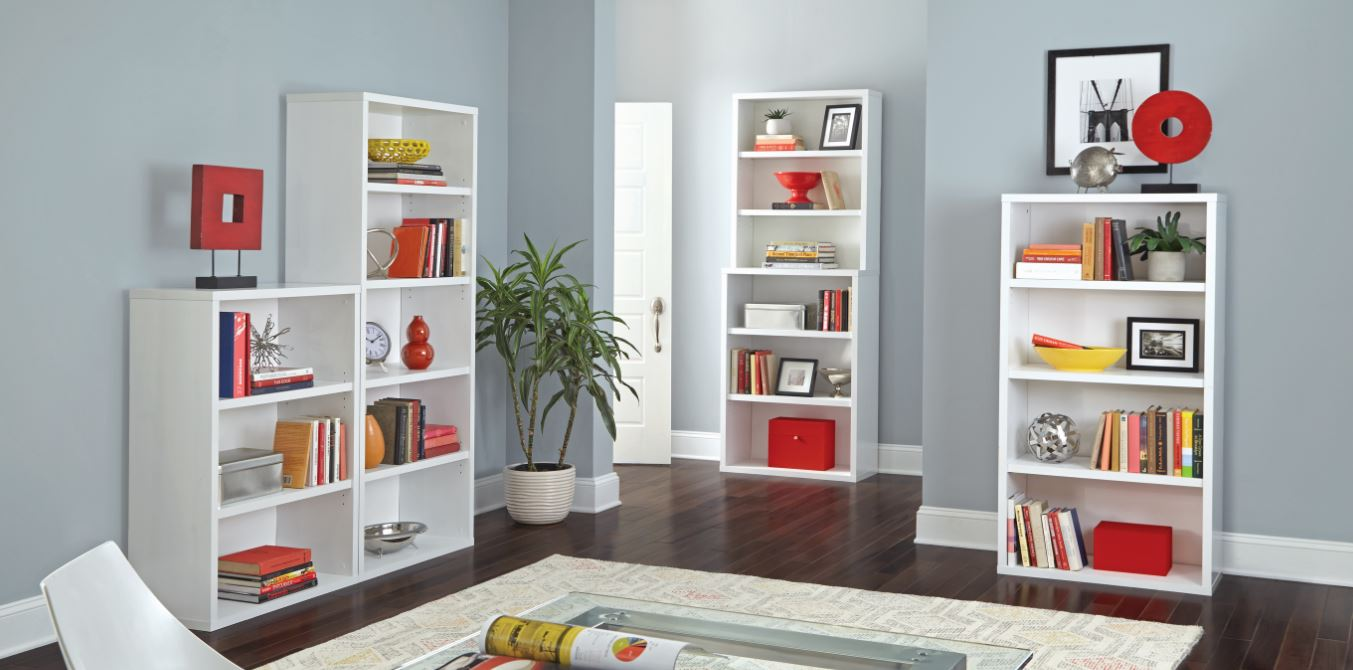 How to Style and Organize Your Bookcases