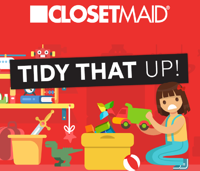Tidy That Up! – Kids' Organization Survey Results