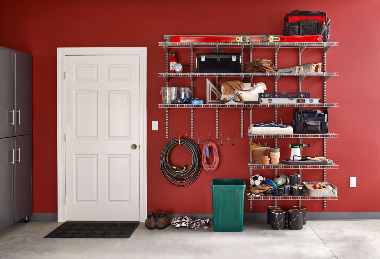 Get Your Garage Organized for Father's Day
