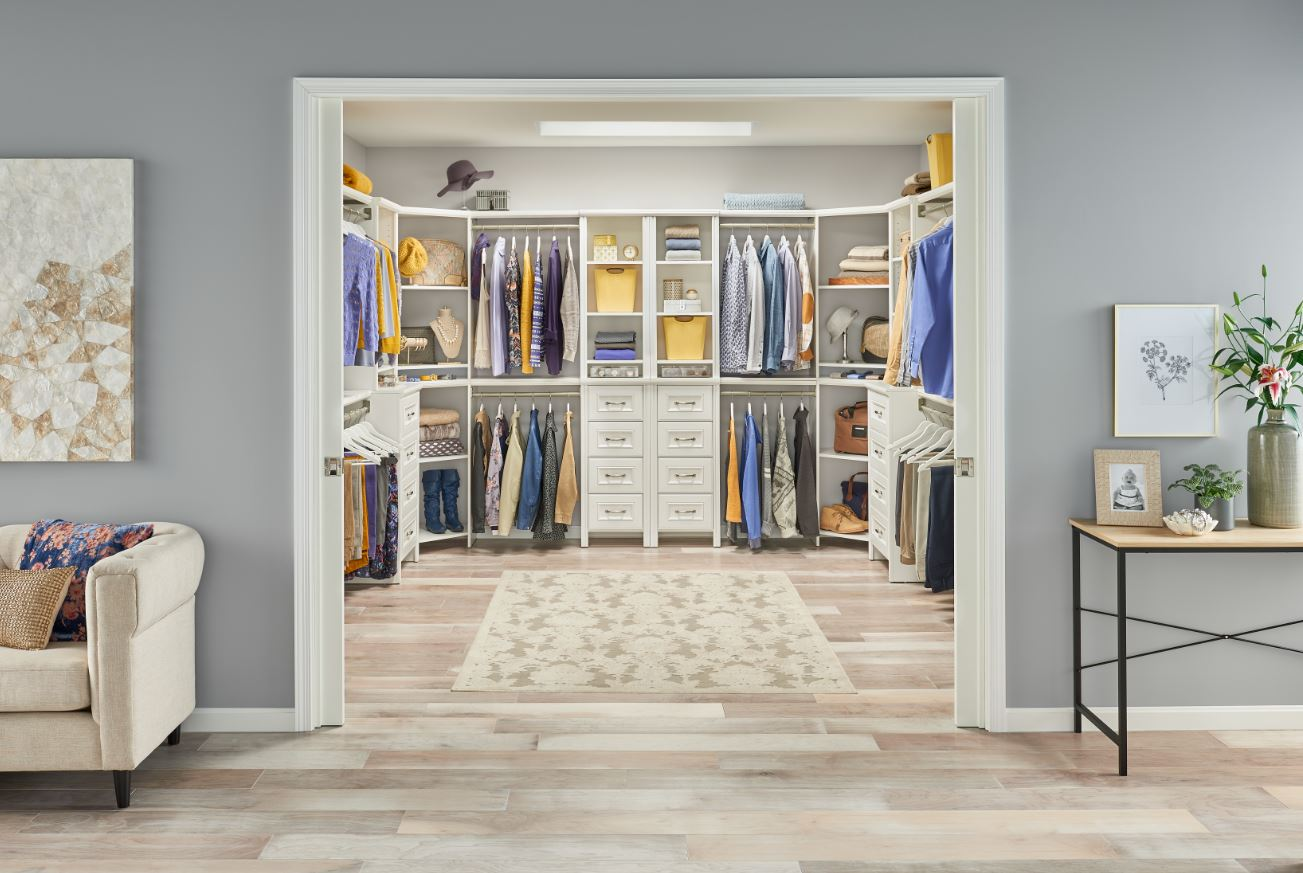 How To Create Closet Zones