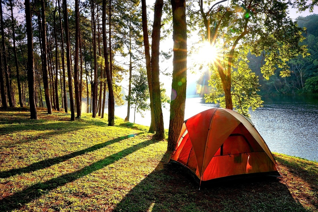 Five Tips for Your Next Camping Trip