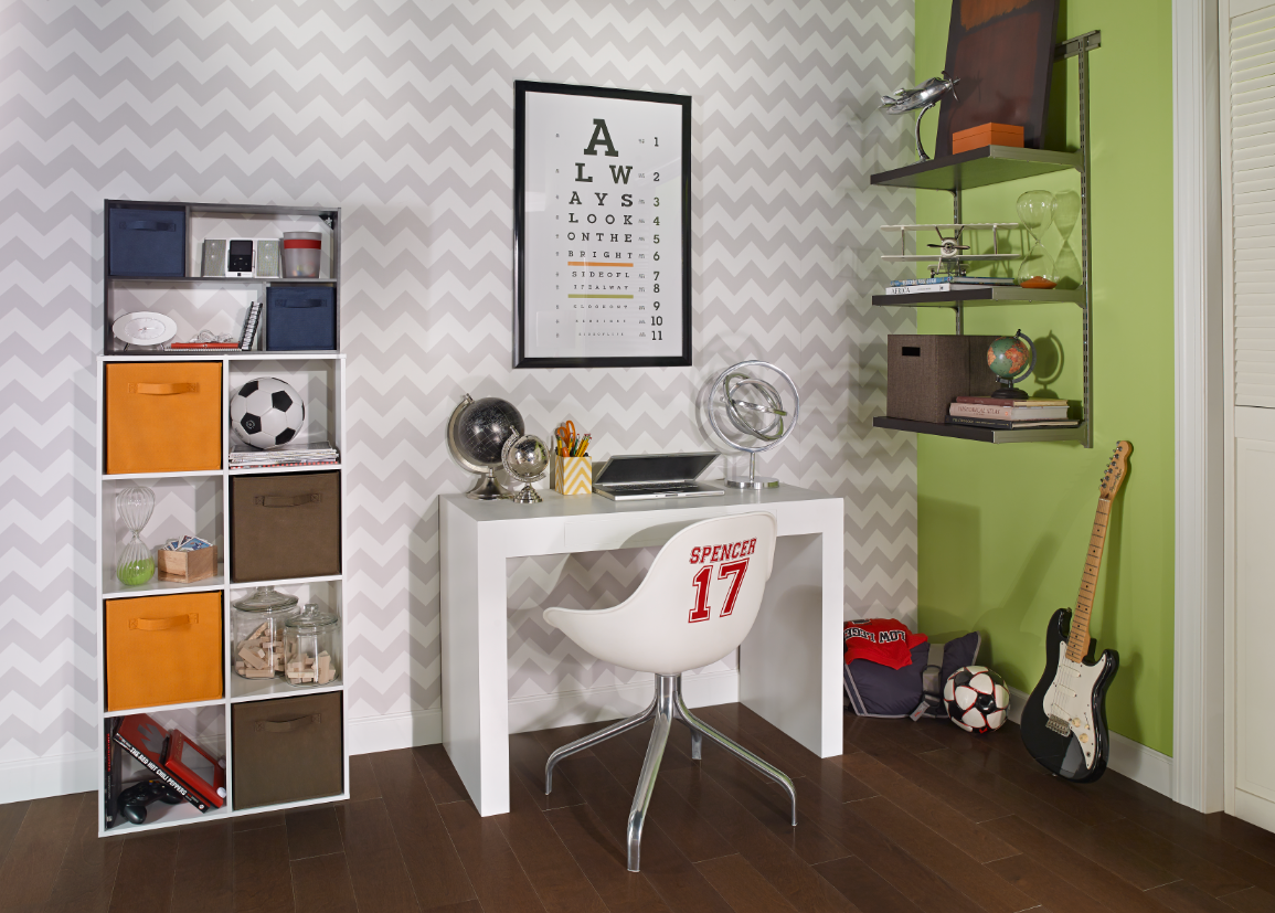 4 Steps to Creating a Homework Station