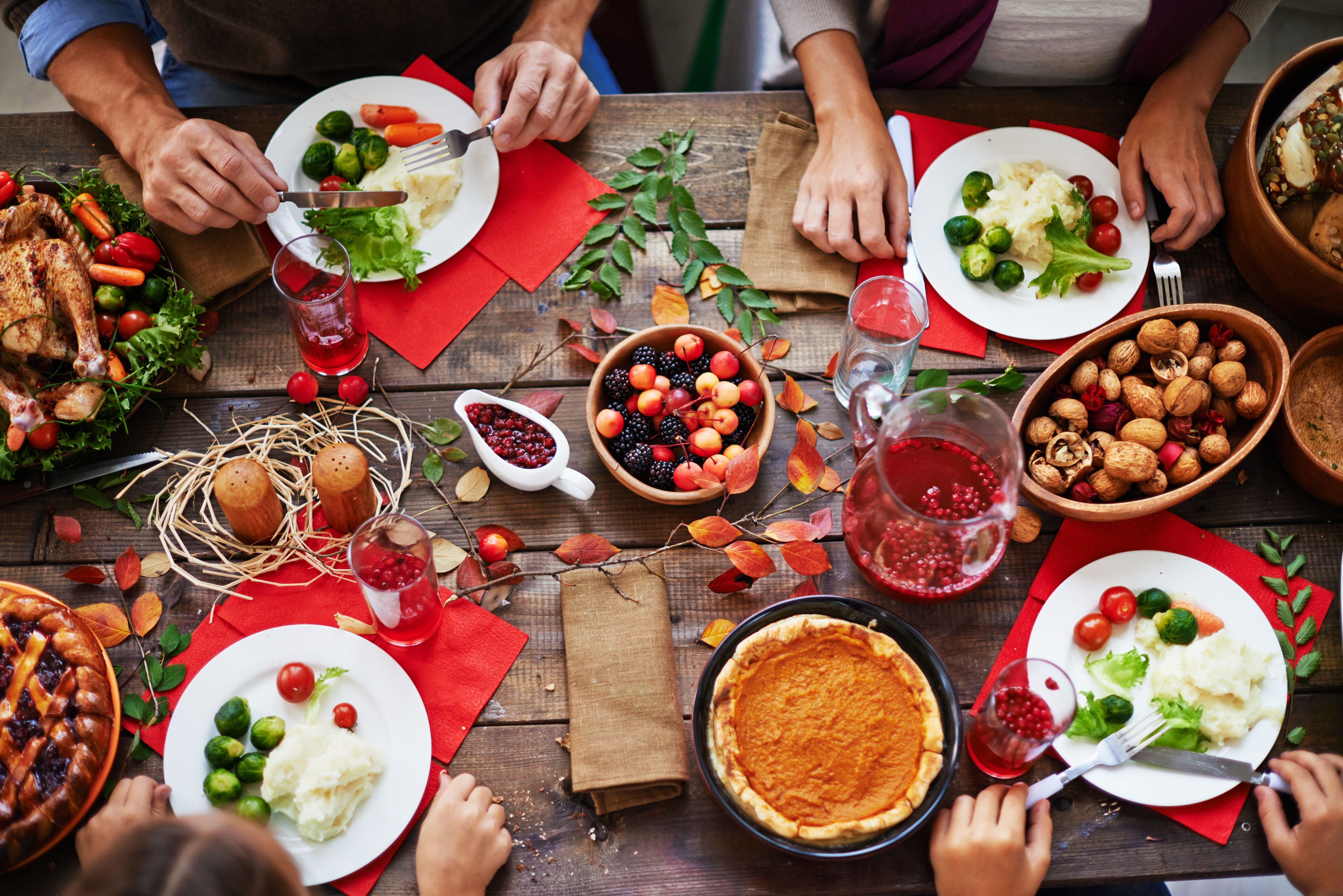 5 Tips to Set a Perfect Thanksgiving Table