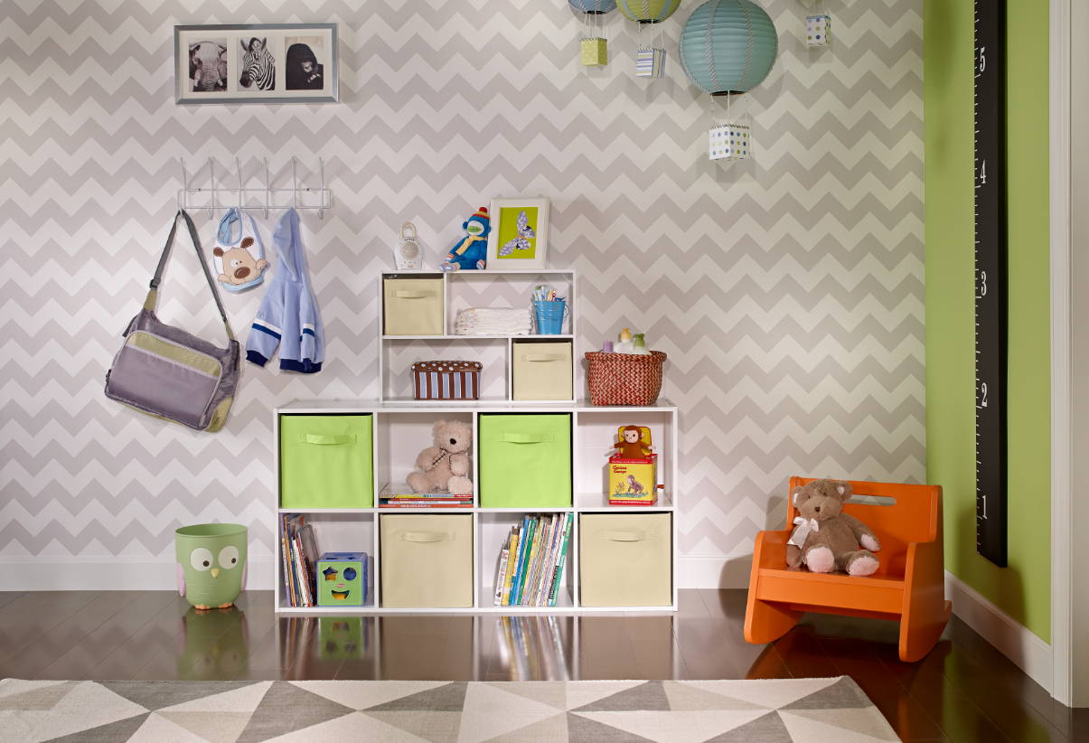 Get Your Playroom Ready for the Holidays Part 2: Four Organization Tips