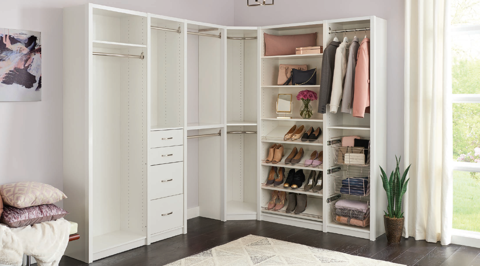 Tips to Create the Perfect Closet System