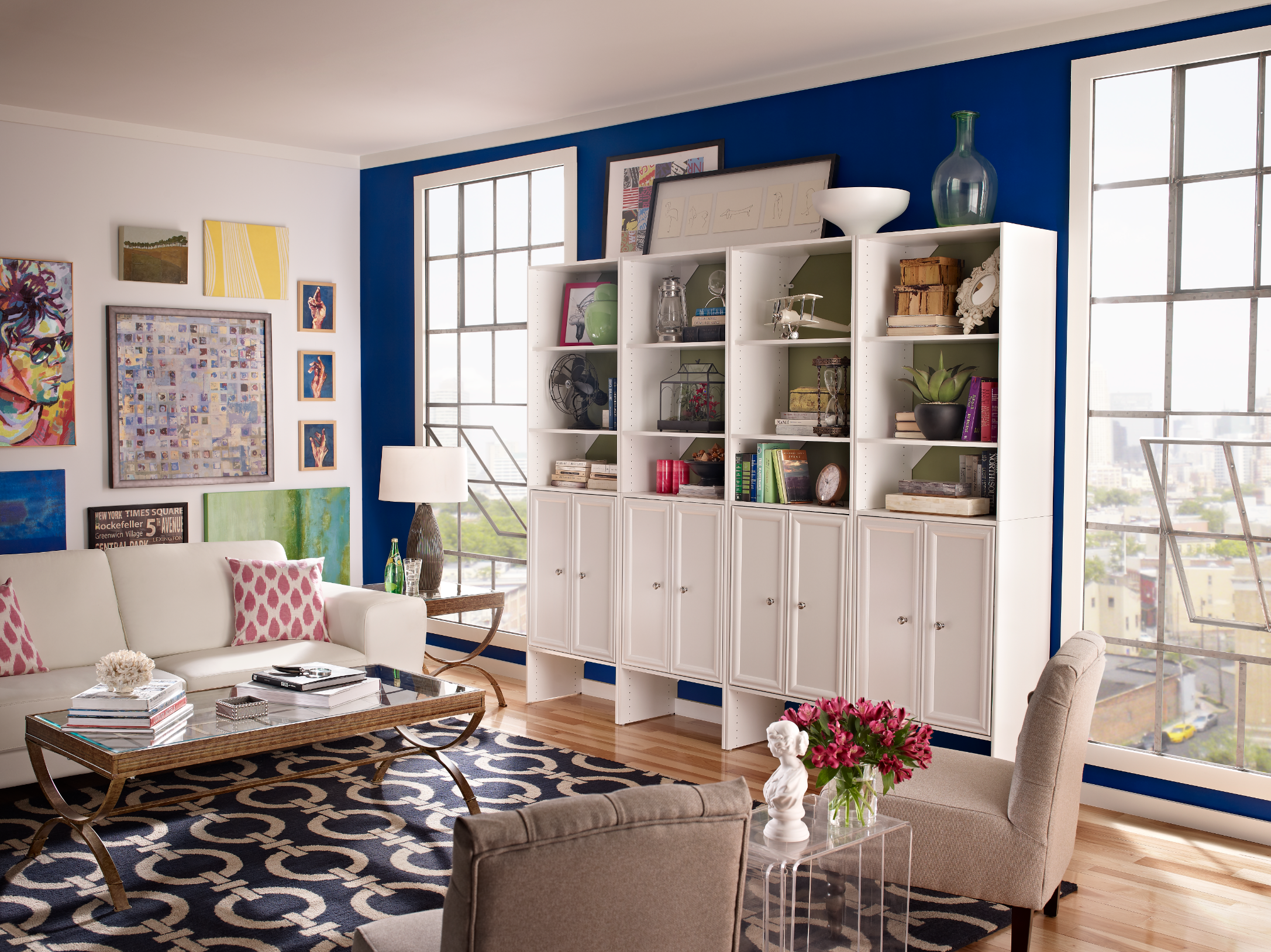 Hide It or Display It: Open Shelving Best Practices