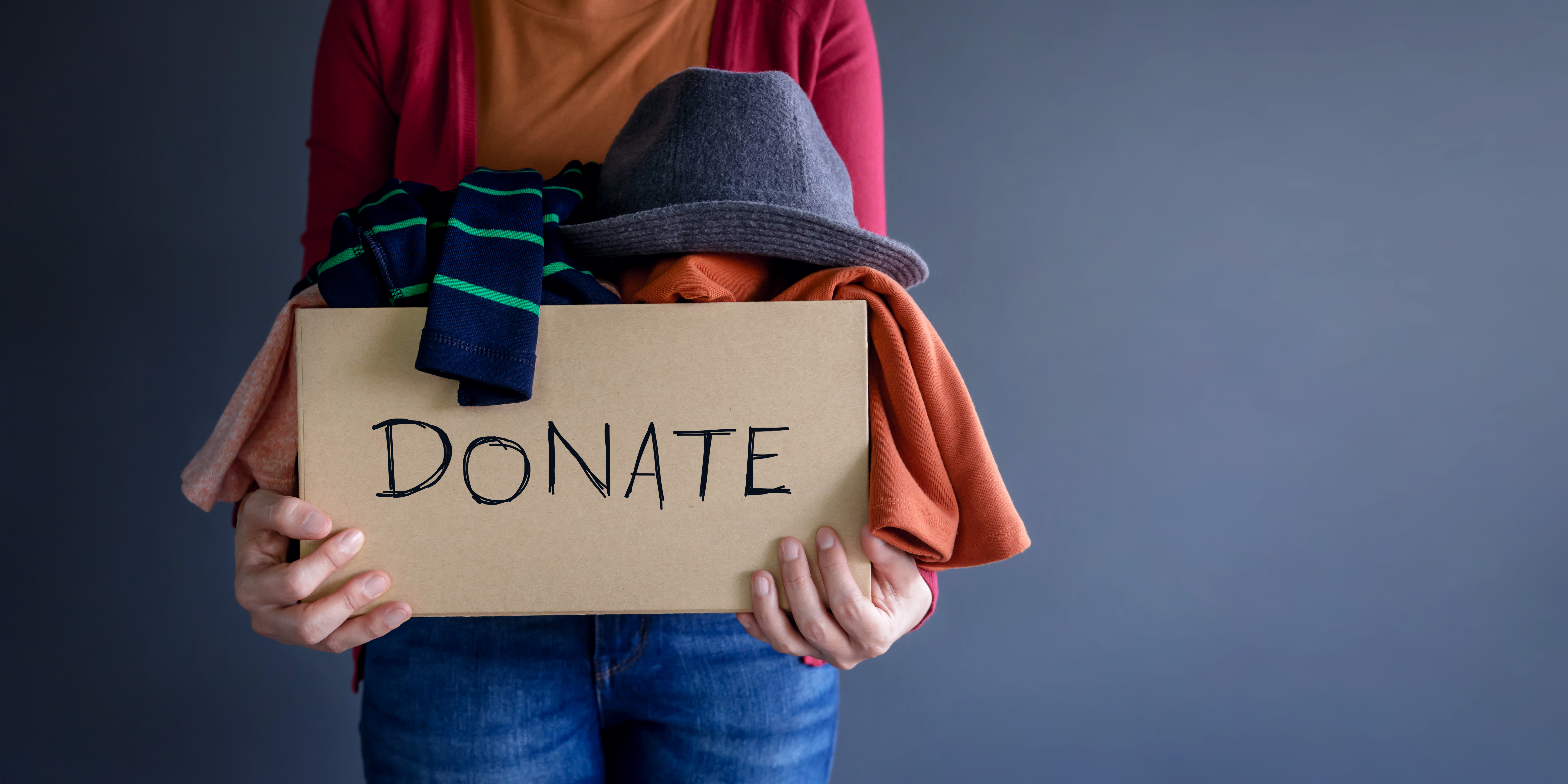 4 Things You Should and Should Not Donate on National Give Something Away Day