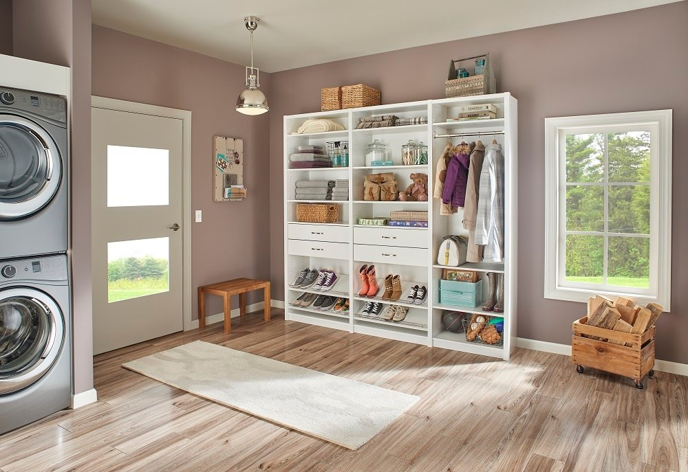 Anatomy of a Functional Mudroom