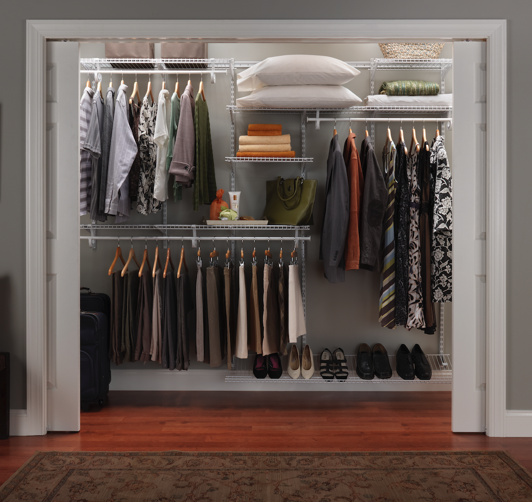 5 Tips on How to Share a Closet