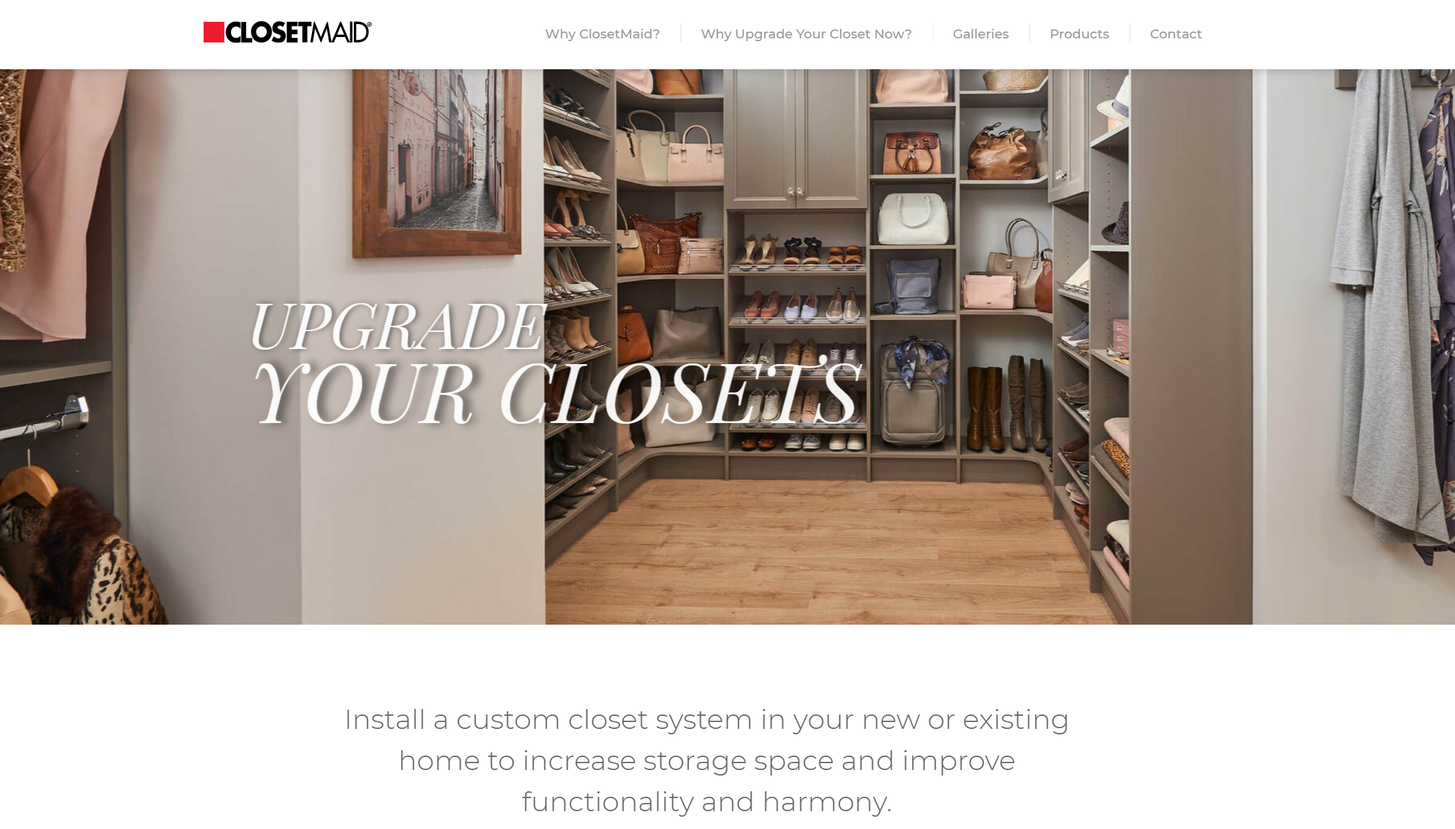 How to Design Your Custom Closets