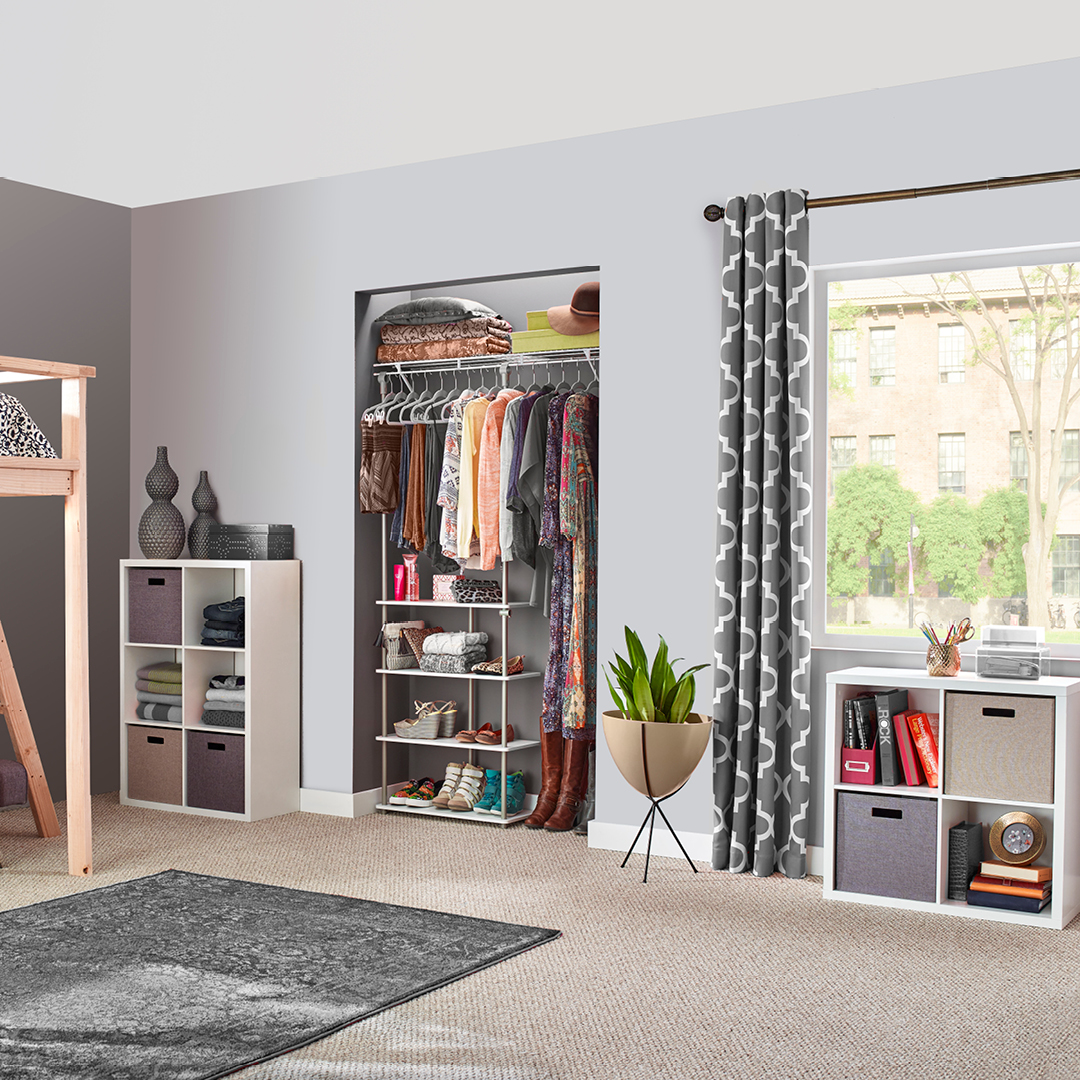 3 Must-Have Products to Keep a Dorm Room Organized
