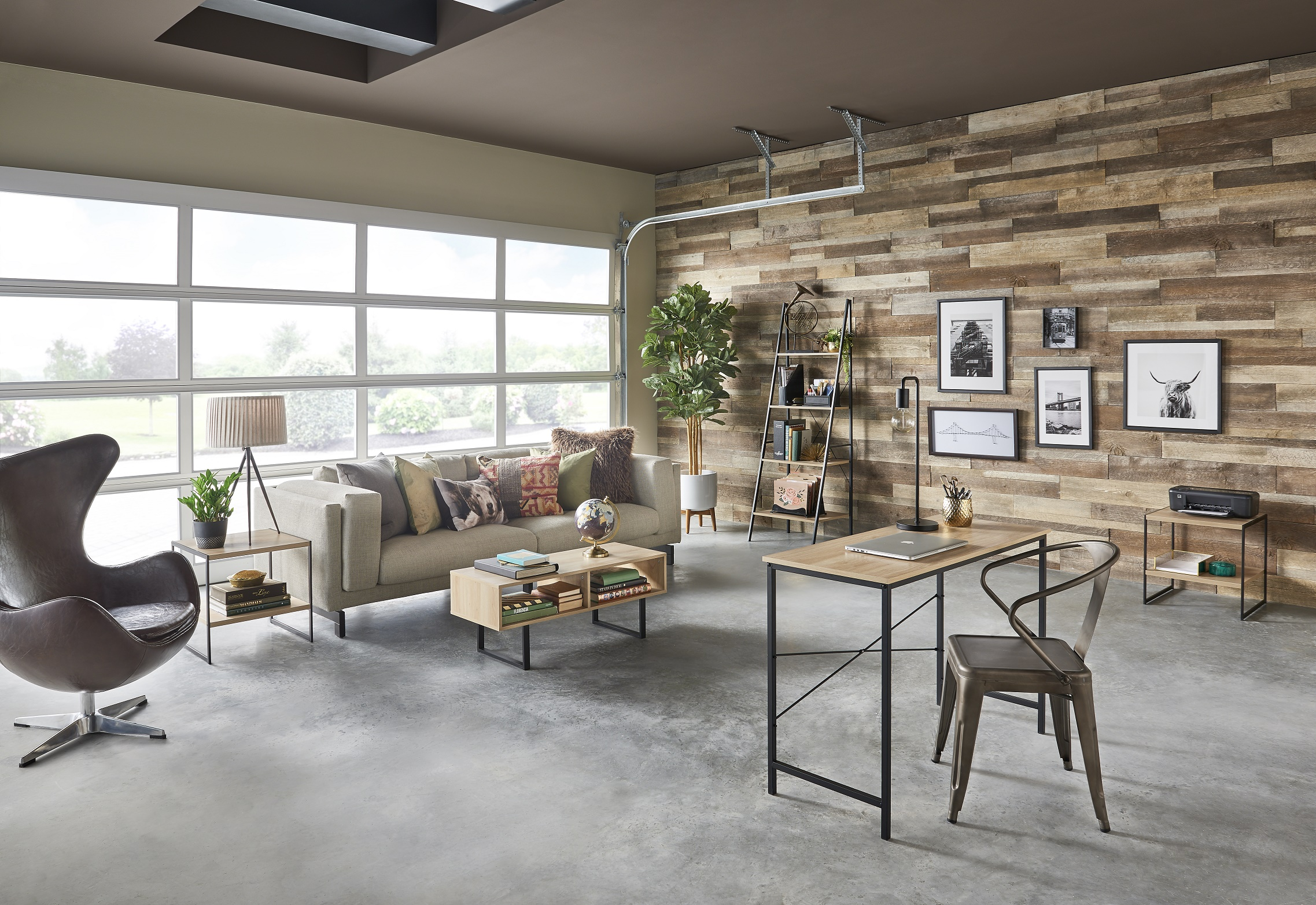 Five Organization Tips for Open Floor Plans
