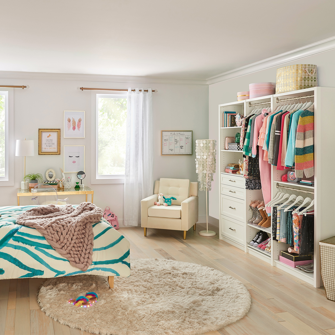 How to Transform Your Kid's Bedroom into a Teen Retreat