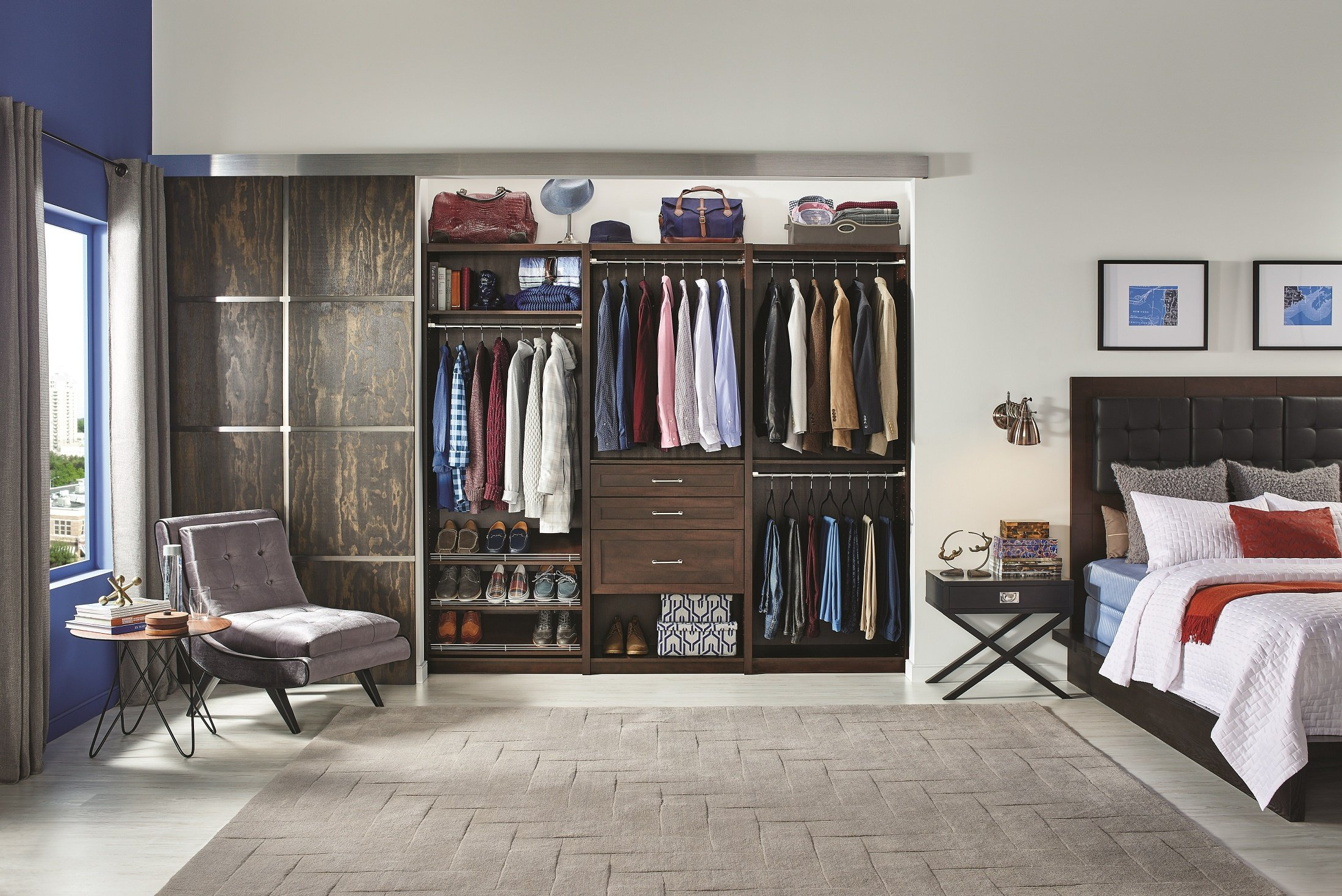 How to Choose Your Wood Closet System