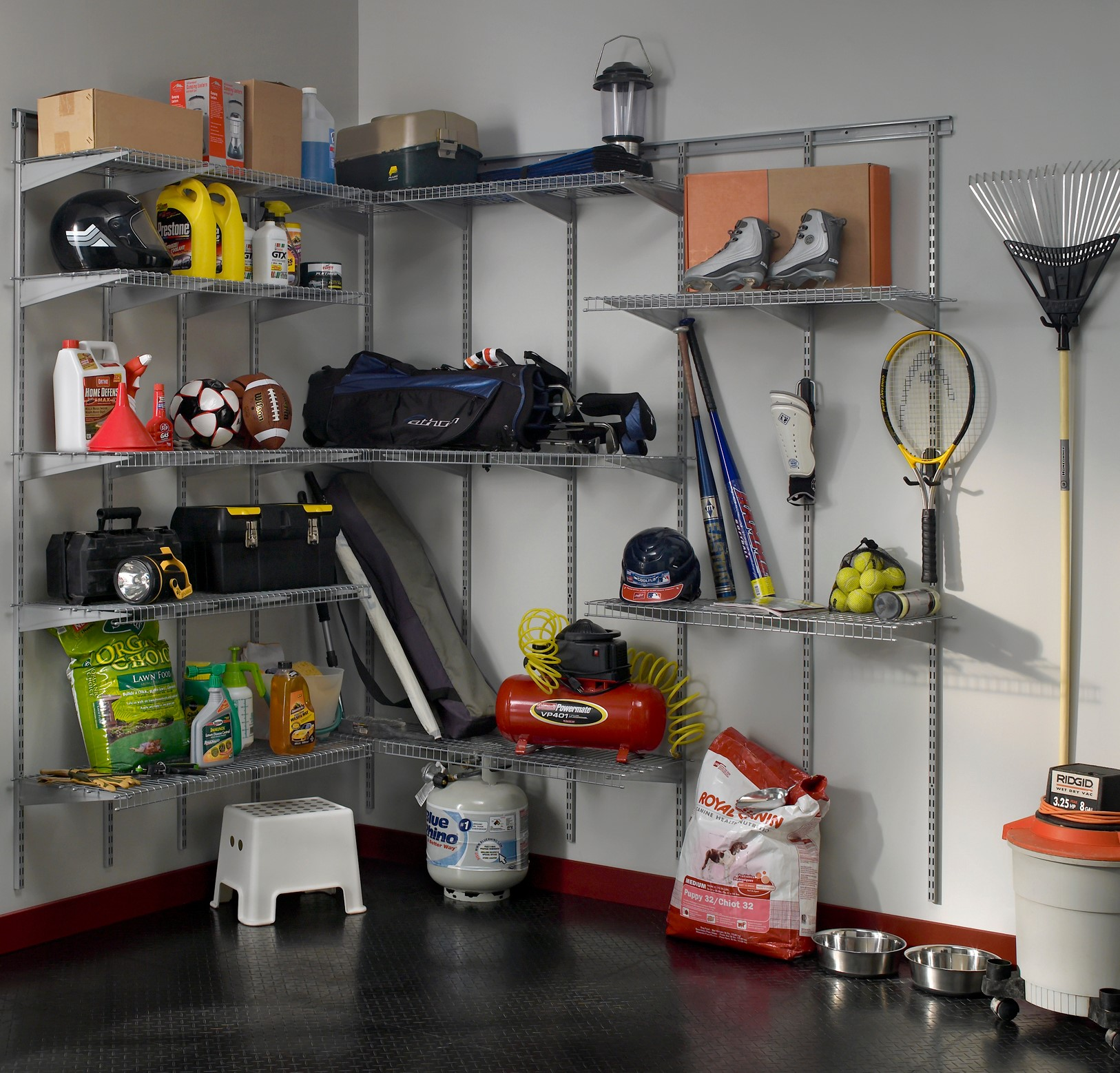 How to Organize Your Garage for Fall and Winter