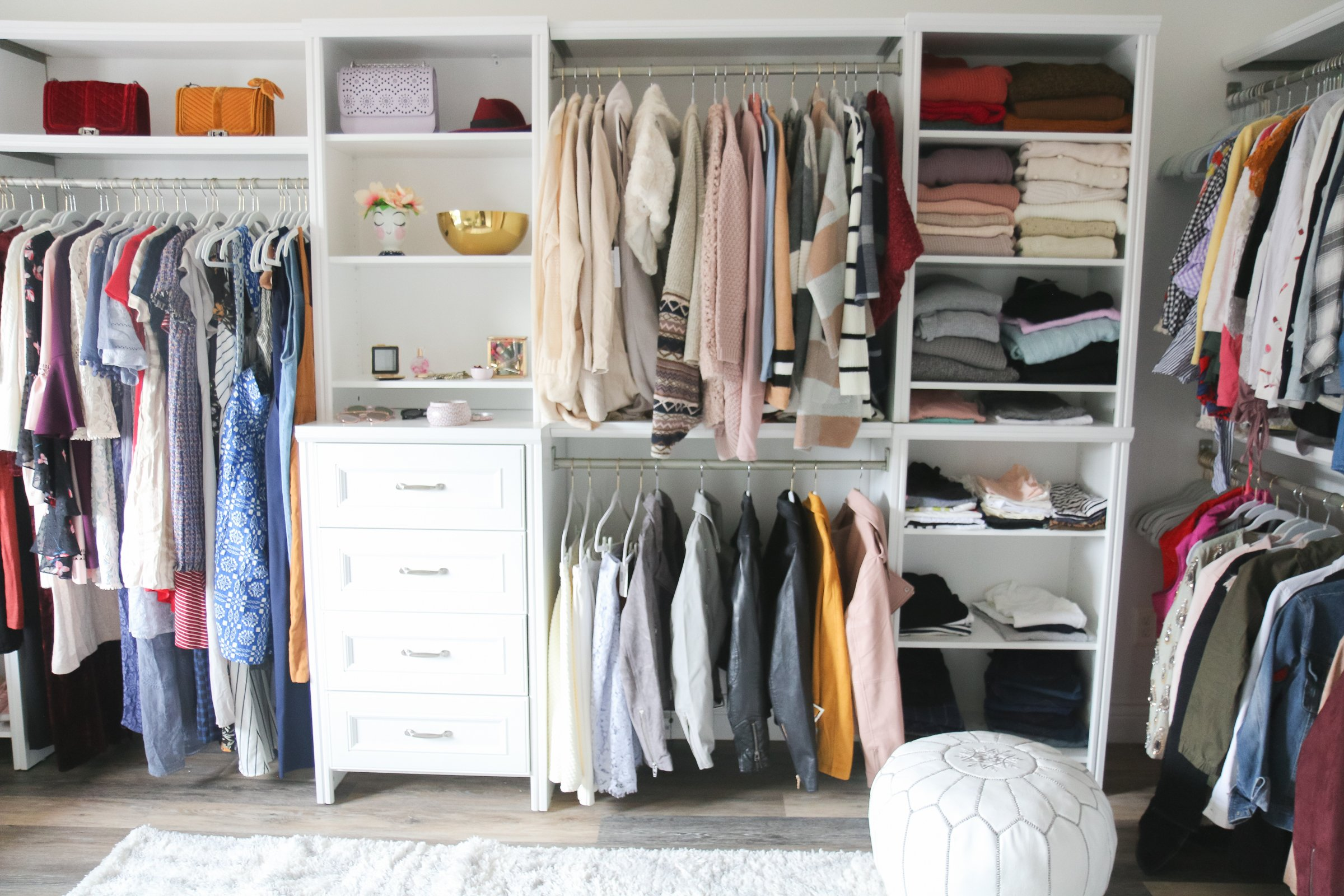5 Blogger Closets We Love