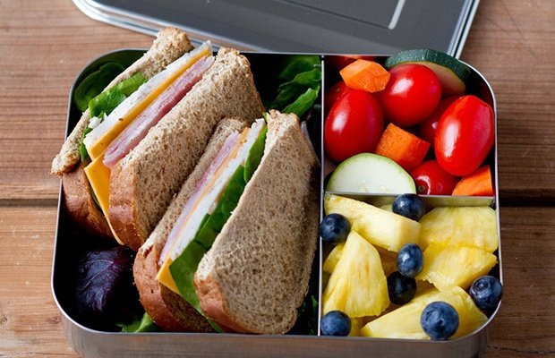 Organization Ideas: Get Set for Lunchtime