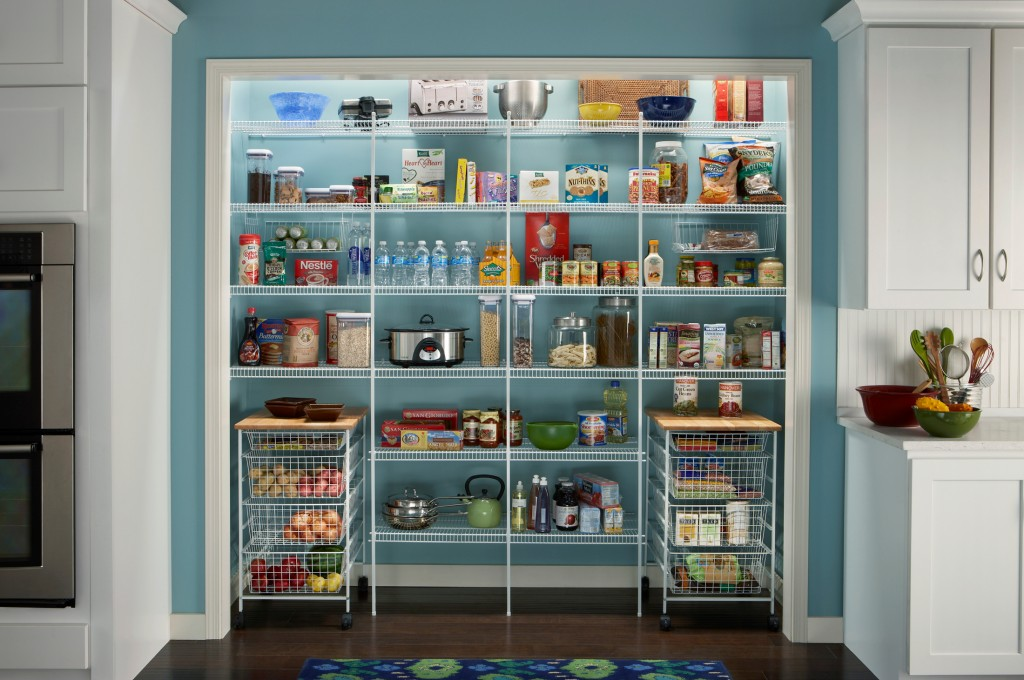 Get Ready for a #ClutterFree Kitchen