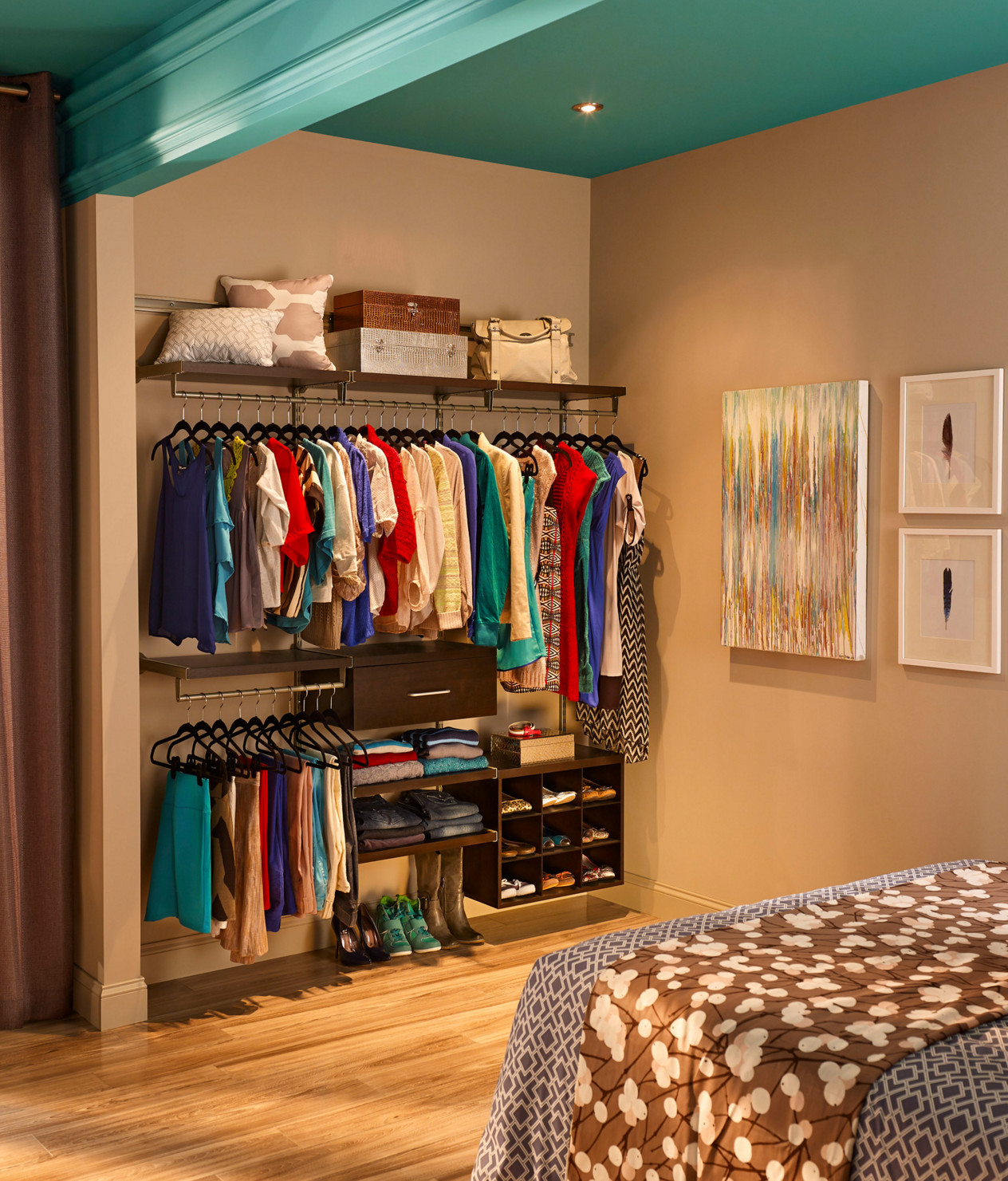 A Closet Story: Finding the Perfect One