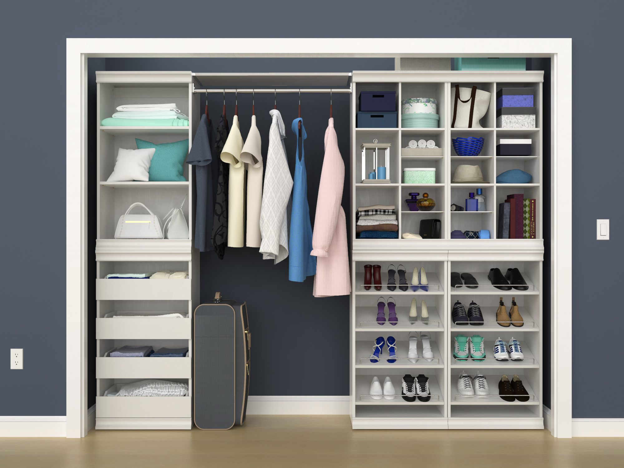 Introducing ClosetMaid's New Modular Closet System