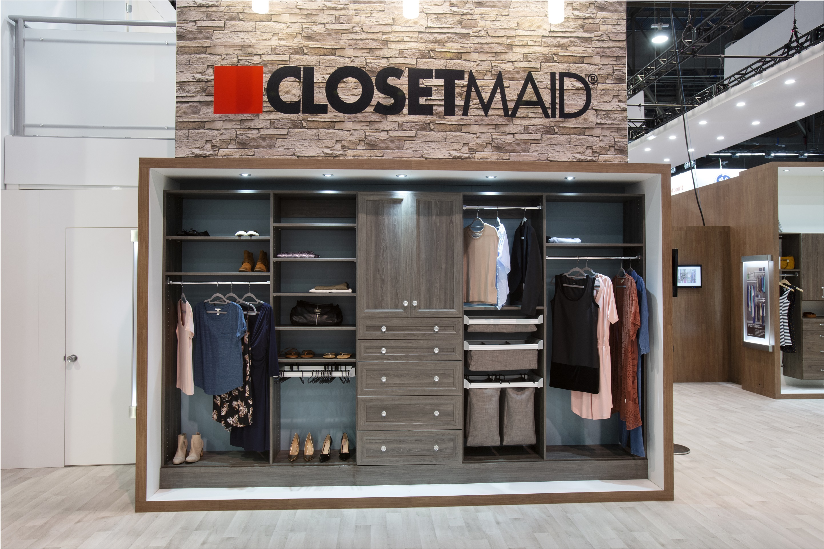 ClosetMaid Celebrates 55th Anniversary at the 2020 NAHB International Builders' Show
