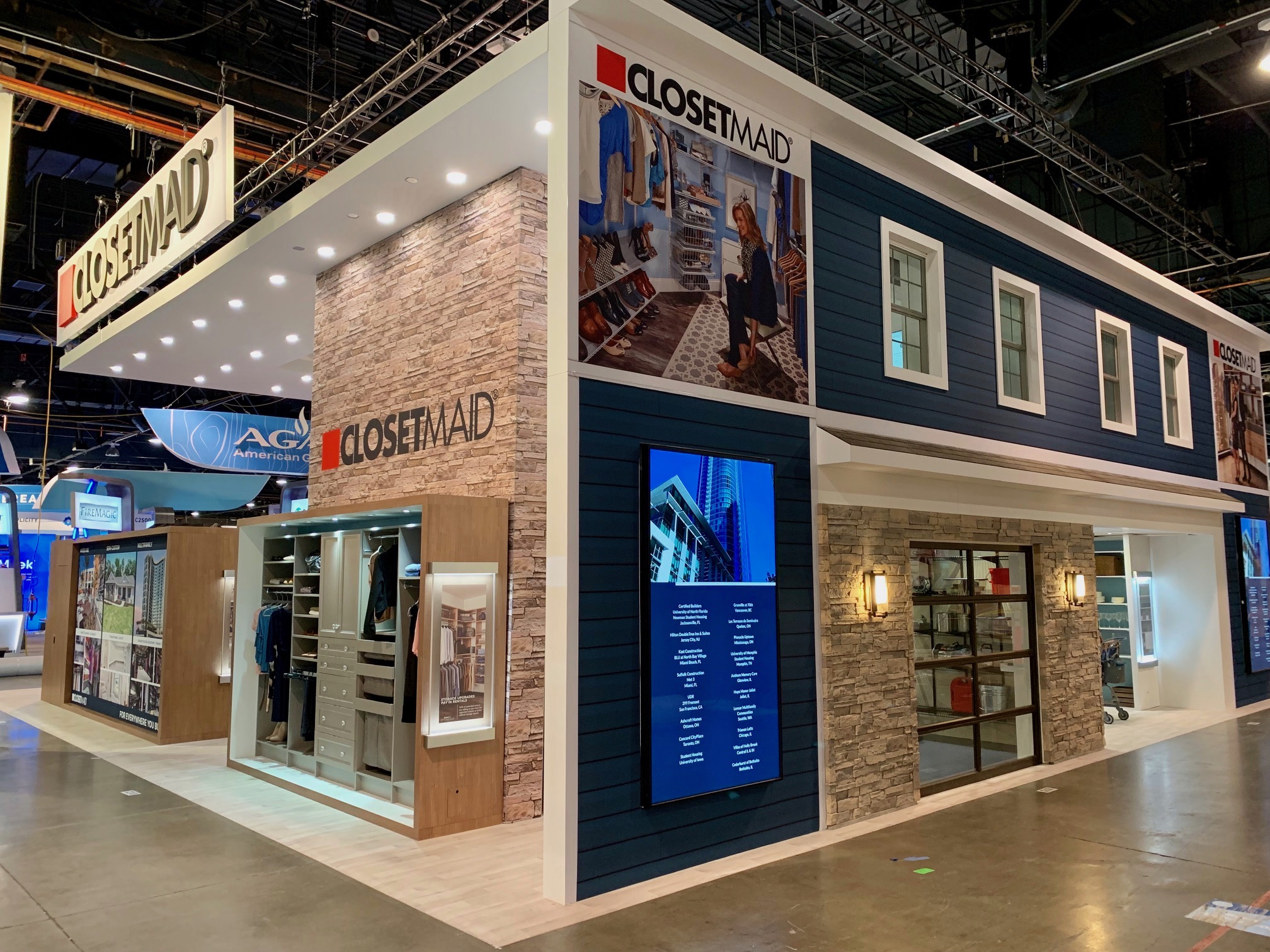 Top Home Trends from the International Builders' Show
